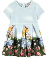 Monnalisa Kleid Alice im Wunderland