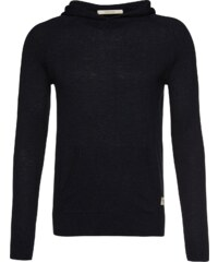 SCOTCH & SODA Shirt Hooded pullover in soft wool quality