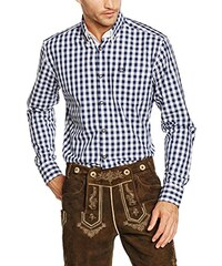 Gweih & Silk Herren Trachtenhemd Bodensee