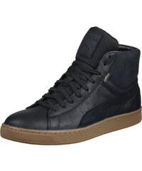 Puma Basket Mid Gtx Schuhe black