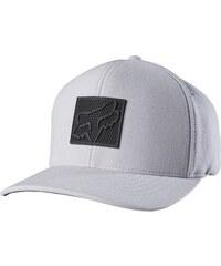 Kšiltovka Fox Completely flexfit hat grey S/M