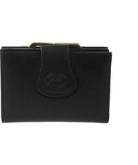 Dámská kožená peněženka Tony Perotti 1053 - černá