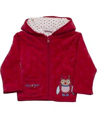 SALT AND PEPPER Baby-Mädchen Sweatshirt Bg Jacket Nicki Allover