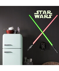 Lesara Mehrteiliges Wandtattoo Star Wars