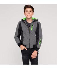 C&A Softsjacke mit Kapuze in Grau