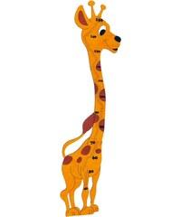 Mertens Metr - Žirafa - ze strany