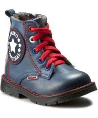 Kotníková obuv ZARRO - 92/03 Granat