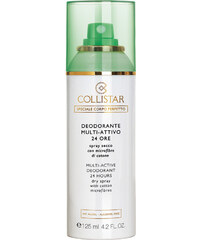 Collistar Multi-Active Deodorant 24 Hours Dry Spray Körperpflege 125 ml