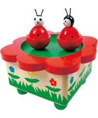 Bino Hrací skříňka - berušky