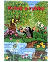 Bino Krteček a rybka - kniha
