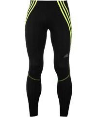 Legíny adidas Questar pán. černá/žlutá