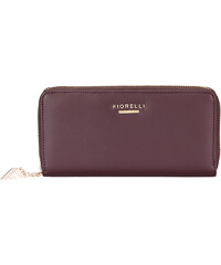 Fiorelli Elegantní peněženka City Ziparound FS0830 Aubergine