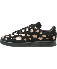 adidas Originals STAN SMITH Baskets basses core black/copper metallic