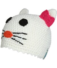 Chillouts ANIMALS Bonnet white/pink