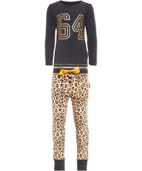 Claesen's Pyjama golden night/ brown panther