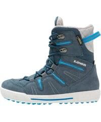 Lowa Bottes de neige jeans/hellblau