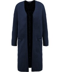 Soaked in Luxury Gilet dress blues melange