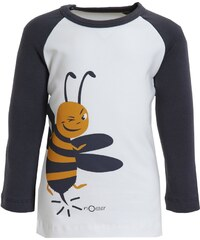 nOeser BILLY Tshirt à manches longues yellow/white