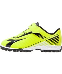 Diadora 7FIFTY TF Chaussures de foot multicrampons fluo yellow/black