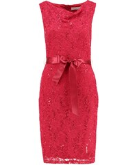 Young Couture by Barbara Schwarzer Robe fourreau rot