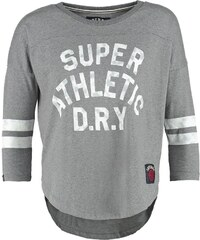 Superdry Tshirt à manches longues dark marl