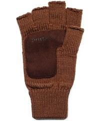 rukavice BRIXTON - Cutter Gloves Brown (0400)
