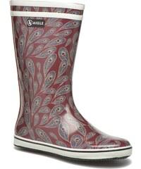 Aigle - Malouine Print - Stiefeletten & Boots für Damen / mehrfarbig