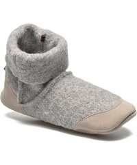 Ladies Bootee with Suede par Ruby Brown