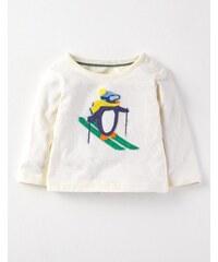 Nordpoltiere T-Shirt Cremefarben Baby Boden