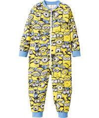 Despicable Me 2 MINIONS Schlafoverall in blau für Babys von bonprix