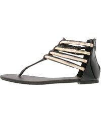 Missguided Tongs black