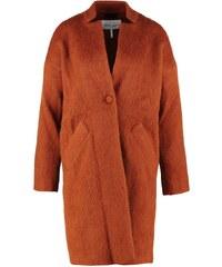 And Less METZ Wollmantel / klassischer Mantel glazed ginger