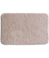 Koupelnová předložka LIVANA 100% polyester 100x60cm béžová KELA KL-20681