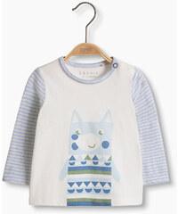Esprit T-shirt imprimé en pur coton bio