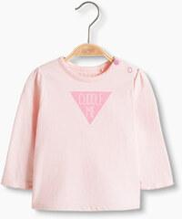 Esprit T-shirt à inscription, en coton bio