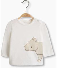 Esprit T-shirt à motif ours, coton % bio