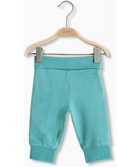 Esprit Pantalon molletonné basique en coton bio