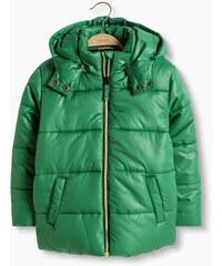 Esprit Vatovaná termo bunda s flísovou podšívkou
