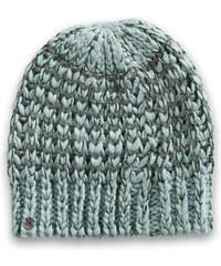 Esprit Měkká čepice z hrubé pleteniny s leskem