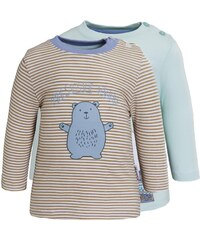 Gelati Kidswear 2 PACK Langarmshirt mint/multicolor