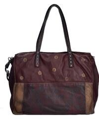 Caterina Lucchi Shopper Tasche Leder 38 cm