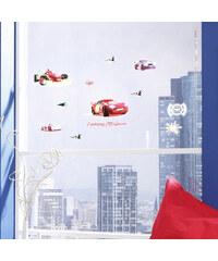 Lesara Autocollant de fenêtre Cars de Disney