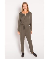 combilongue Vert Polyester - Femme Taille 36 - Cache Cache