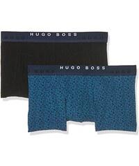 BOSS Hugo Boss Herren Slip Boxer 2p Fn Print