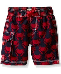 Hatley Jungen Badeshorts Boys Board Shorts -Graphic Crabs