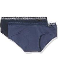 Skiny Damen Panties 085896, 2er Pack
