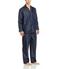 BOSS Hugo Boss Herren Zweiteiliger Schlafanzug Pyjama 3