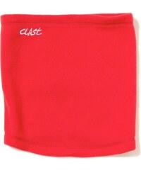 Clast nákrčník Clast Fleece red