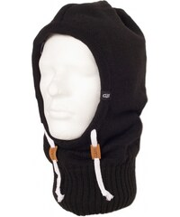 Clast kapuca Clast Knitted Hood black