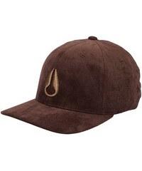 Nixon Nixon Deep Down Athletic Textured Hat brown